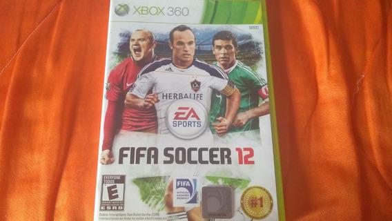 Fifa 12 - Xbox 360 - Completo