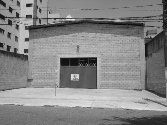 Galpão Comercial Para Locação, Baeta Neves, São Bernardo Do Campo. - Ga0023