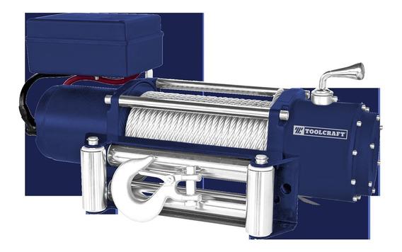Winche Eléctrico 8000 Lb / 3630 Kg Tc4394 Toolcraft