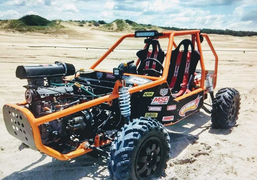 Arenero 4x4 Fiat / Subaru / Buggy / Salta Dunas