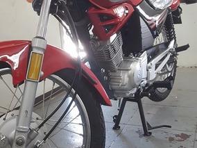 Yamaha Ybr 125e 2015