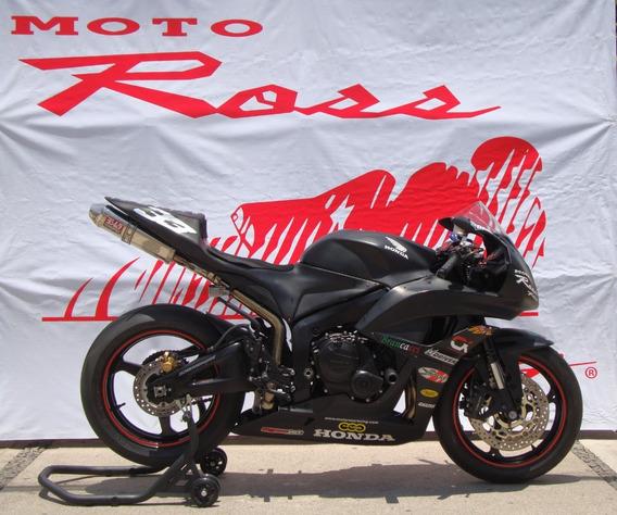 Honda Cbr 600 Rr Máximo Equipo Carreras