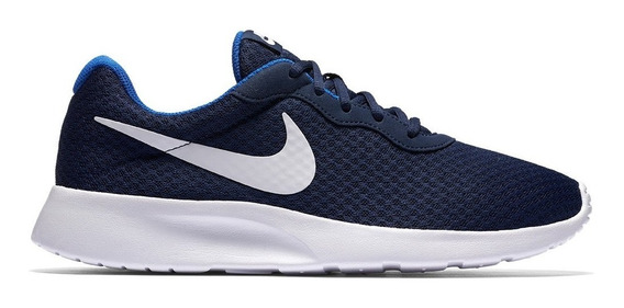 Tênis Nike Tanjun Masculino Preto Masc. Running, Casual