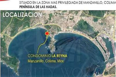 Departamentos En Venta En Olas Altas, Manzanillo