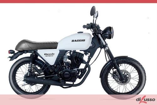 Baccio Classic Retro 125 2021 0km