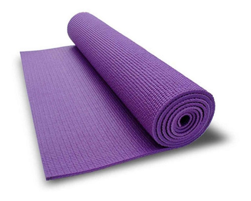 Colchoneta Yoga O Otros Ejercicios En El Suelo 6 Mm +bolso