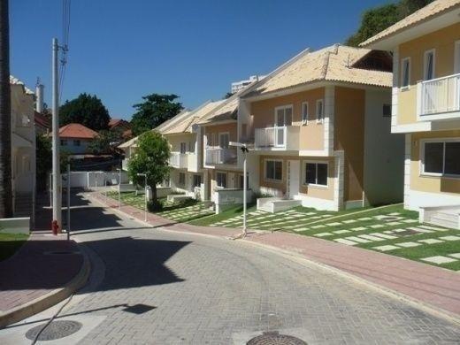 Venda Sobrado/triplex (casa Em Condomínio) Rio De Janeiro Brasil - Tc1112