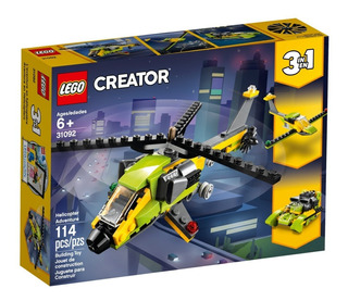 Lego® Creator - Aventura En Helicóptero (31092)