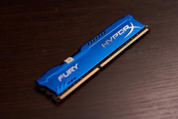 Memória Ddr3 Fury Hyper X 8gb 1886mhz