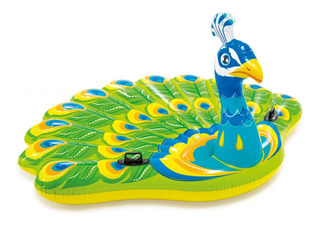 Inflable Intex Pavo Real