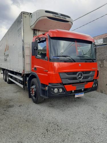 Mercedes Bens 2426 - Ano 2014 - Equipado C/ Frigorífico -20°
