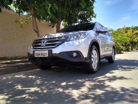 Honda Cr-v 2.0 Exl 4x2 Flex Aut. 5p 2013