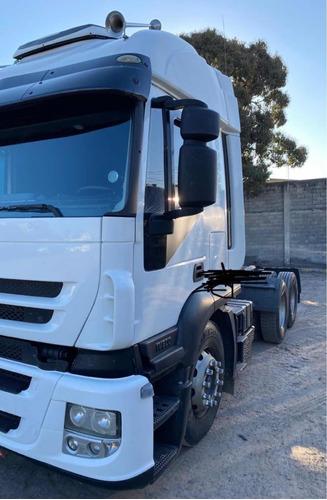 Imagem 1 de 8 de Caminhão Iveco Stralis 380