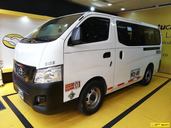 Nissan Urvan Mt