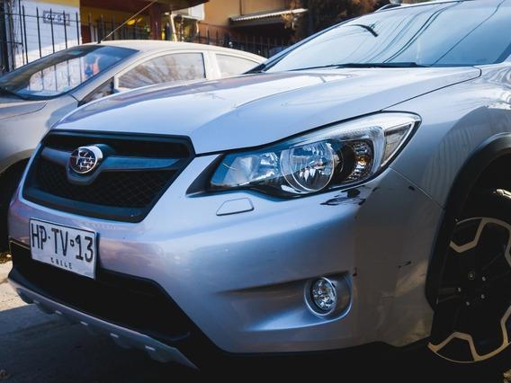Subaru Xv 2.0 Awd Cvt Limited Aut. 2016! Preciosa!!!