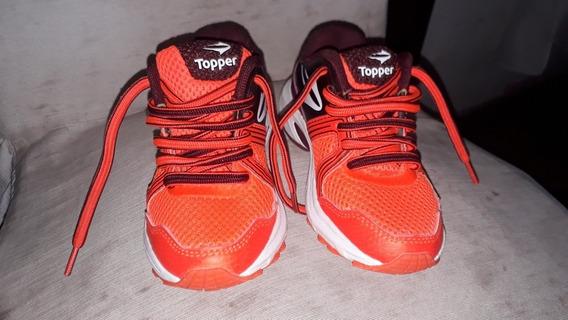 Zapatillas Topper Niño Running