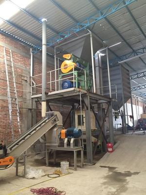 Fábrica / Planta Alimento Animales