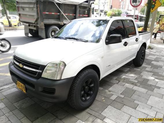 Chevrolet Luv D-max Luv Dmax 3.0 Mt Diésel 4x2