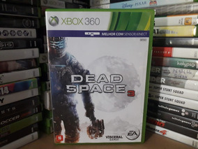Jogo Dead Space 3 Xbox 360 Original Mídia Física