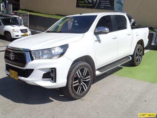 Toyota Hilux 2.4 4x4 2017