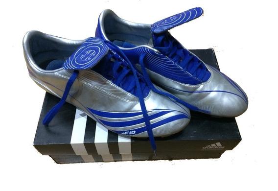 Zapatos Tacos adidas F10 Trx Fg Originales Talla 42 | 8,5