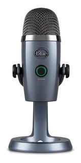 Microfono Condensador Usb Blue Yeti Nano Multipatron Estudio