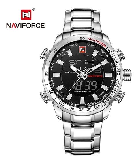 Relógio Naviforce 9163 Modelo Novo Linha 2019 Original