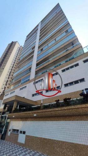 Imagem 1 de 30 de Excelente Apartamento 2 Dormitórios Sendo 1 Suite Em Praia  Grande - Ap2721