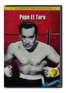 Pepe El Toro Pedro Infante Película Dvd