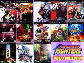 The King Of Fighters Turbo Collection - Playstation 2