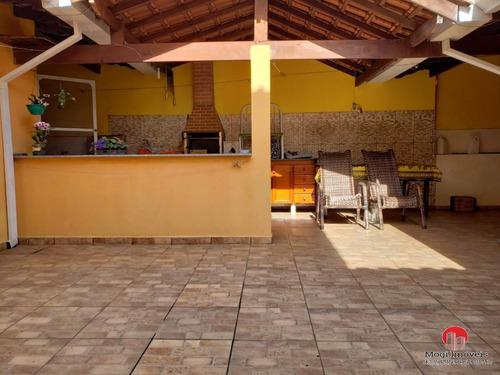 Imagem 1 de 15 de Sobrado Para Venda Em Mogi Das Cruzes, Mogi Moderno, 4 Dormitórios, 1 Suíte, 4 Banheiros, 3 Vagas - So521_2-1079064