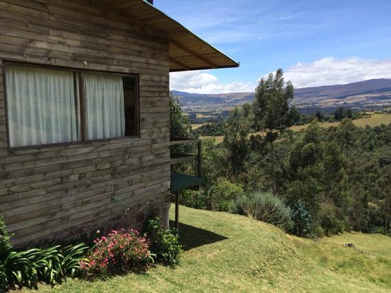 Arriendo Hermosa Casa De Campo En El Volcán Pasochoa
