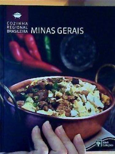Livro Cozinha Regional Brasileira - Minas Gerais Vários
