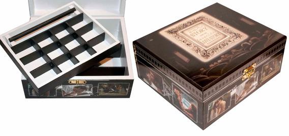 Caixa Porta-jóias Personalizado Frete Grátis Cód. 304