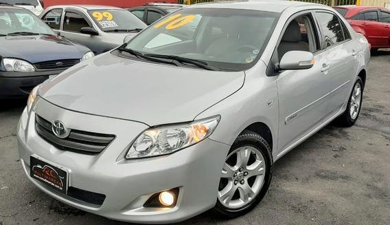 Toyota Corolla Xei 1.8 Flex Automático 2010