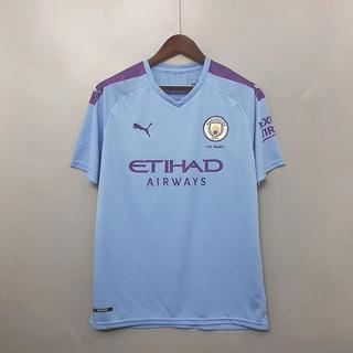 Camisa Original Manchester City 2019/2020 (personalizável)