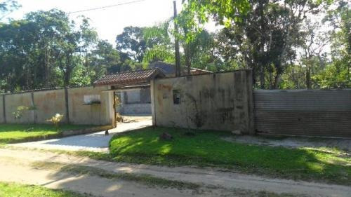Chácara No Litoral Com 2 Quartos Em Itanhaém/sp Ch002-pc
