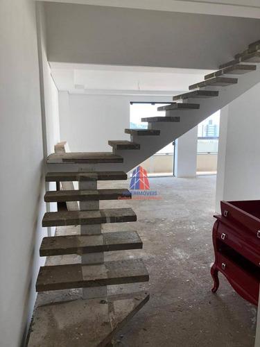 Imagem 1 de 20 de Apartamento Com 3 Dormitórios À Venda, 300 M² Por R$ 900.000 - Edifício Vivaldi - Centro - Americana/sp - Ap1345