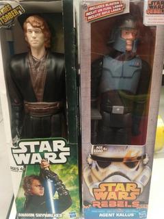 Anakin Skywalker Y Agent KallusStar Wars