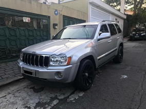 Grand Cherokee 4.7 V8 - 2005 - Limited - Blindada