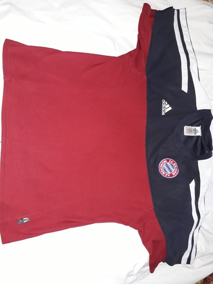 Camiseta Ca,bayer Munich 2001 L Origi