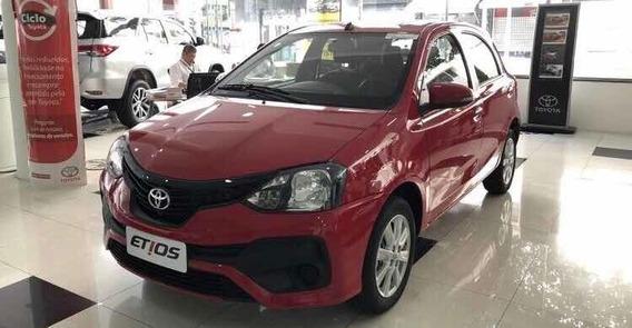 Toyota Etios 1.5 X Plus 16v Aut. 4p 2020