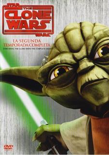 The Clone Wars Temporada 2 Dvd