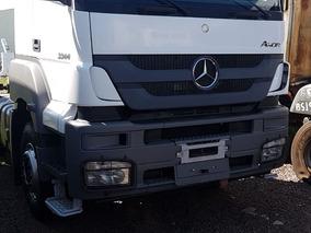 Mercedes Benz Axor Mb 3344 Cabinado 2013 Pneus Novos 230.000