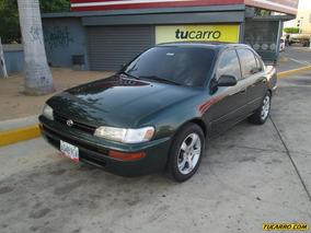 Toyota Corolla Xl - Automatico