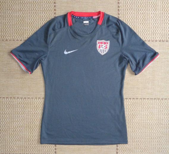 Camisa Original Estados Unidos 2008/2009 Away Authentic