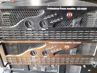 Potencia Sts Mx10000 (igual A Ca12) Amplificador