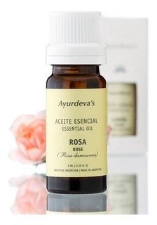 Aceite Esencial De Rosa Devas Ayurdevas