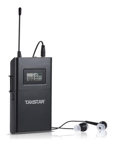 Sistema De Audio Inalmbrico Wpm-200r Receptor