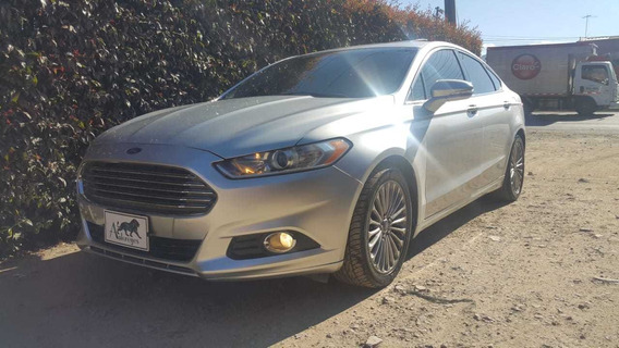 Ford Fusion Titanium 2013 At 1.999 Cc